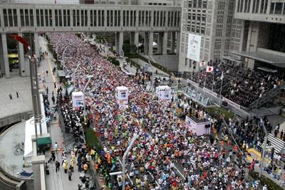 雨の東京マラソン2010 その2 | ...